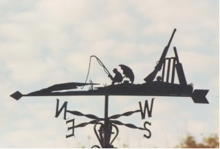 Sports Compilation weather vane