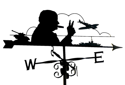 Churchill weathervane