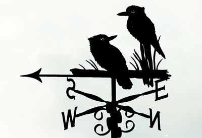 Kookaburras weather vane