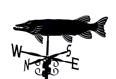 Pike weathervane