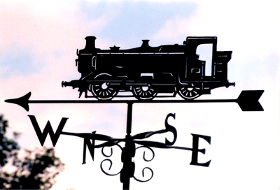 Tank Engine weathervane
