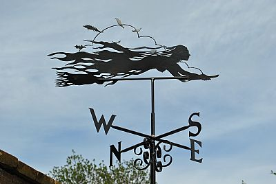 air spirit weathervane