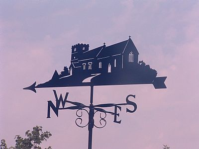 Spetisbury Church weather vane