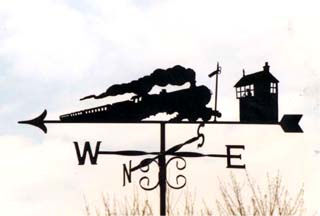 Signal Box weathervane